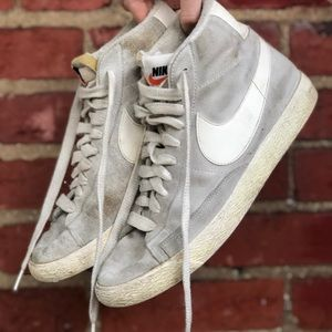 Vintage Nike High Top Sneakers